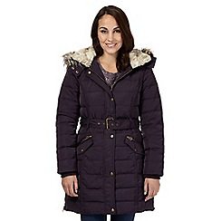 Mantaray - Luxury feather down filled padded coat