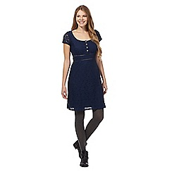 Mantaray - Navy lace dress