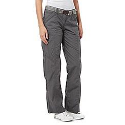 Mantaray - Grey combat trousers