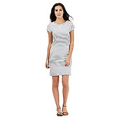 Mantaray - White striped tunic