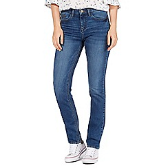 Mantaray - Blue 'Padstow' straight leg jeans