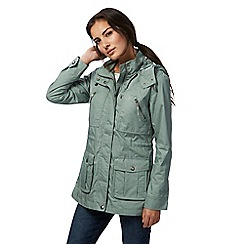 Mantaray - Light green four pocket jacket