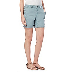 Mantaray - Blue chino shorts