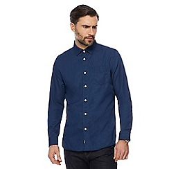 Hammond & Co. by Patrick Grant - Blue denim shirt