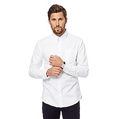 Hammond & Co. by Patrick Grant - Big and tall white twill shirt