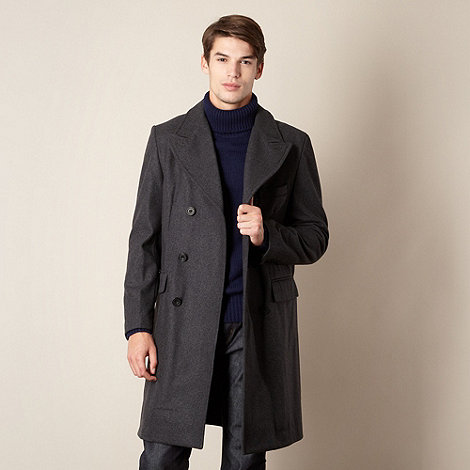 Hammond & Co. by Patrick Grant - Designer +Turner+ long double breasted coat