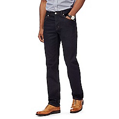 Hammond & Co. by Patrick Grant - Dark blue rinse straight jeans