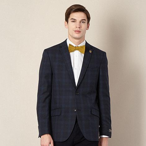 Hammond & Co. by Patrick Grant - Designer navy +Chandos+ check blazer