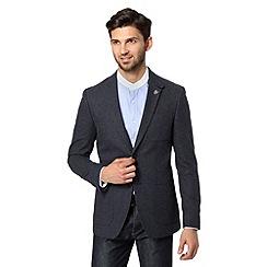 Hammond & Co. by Patrick Grant - Designer navy 'Quaker' twill blazer