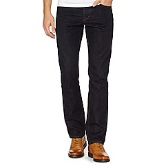 Hammond & Co. by Patrick Grant - Designer dark blue rinse tailored jeans