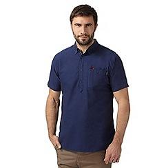 Hammond & Co. by Patrick Grant - Navy oxford shirt