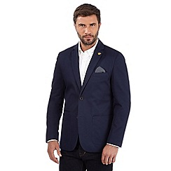 Hammond & Co. by Patrick Grant - Big and tall navy cotton twill jacket