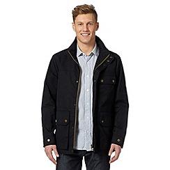 Hammond & Co. by Patrick Grant - Designer navy 'Atlantic' four pocket jacket and hat
