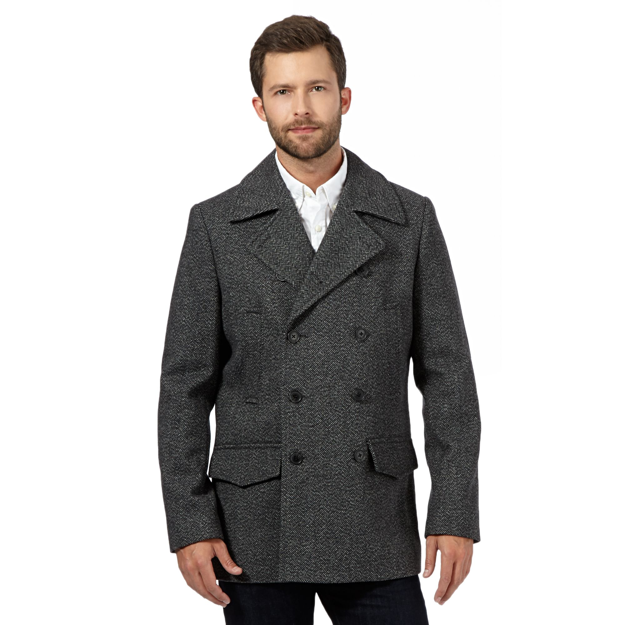 For over a century, our Mackinaw wool coats have kept outdoor workers warm through rainy, snowy Northwest winters. Our Mackinaw wool is versatile, breathable, and water-repellent made from the fleece of sheep grown in North America. For over a century, our Mackinaw wool coats have kept outdoor.