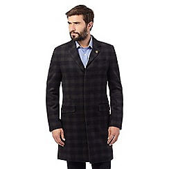 Hammond & Co. by Patrick Grant - Big and tall grey epsom coat