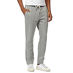 Hammond & Co. by Patrick Grant - Big and tall designer grey joggers