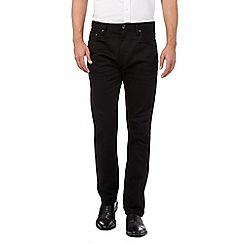 Hammond & Co. by Patrick Grant - Black slim fit jeans