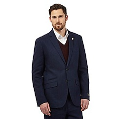 Hammond & Co. by Patrick Grant - Big and tall blue 'Chiltern' blazer
