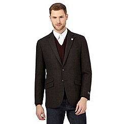 Hammond & Co. by Patrick Grant - Brown herringbone jacket