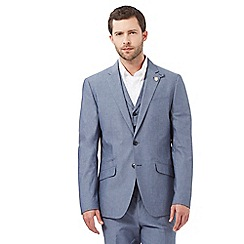 Hammond & Co. by Patrick Grant - Blue chambray blazer