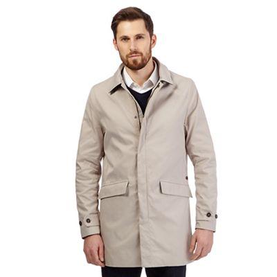 Hammond & Co. by Patrick Grant Beige mac coat