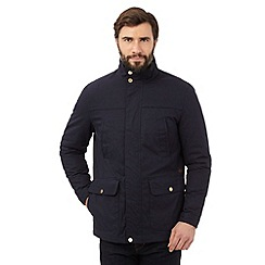 Hammond & Co. by Patrick Grant - Big and tall navy 'Totnes' jacket