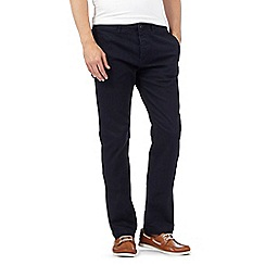 Hammond & Co. by Patrick Grant - Dark blue denim chino trousers