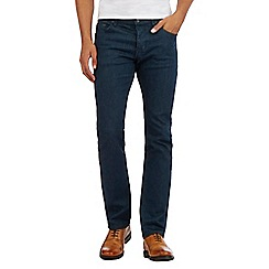 Hammond & Co. by Patrick Grant - Mid blue straight jeans