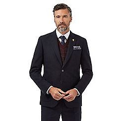 Hammond & Co. by Patrick Grant - Navy basket weave jacket
