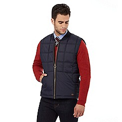 Hammond & Co. by Patrick Grant - Navy quilted gilet