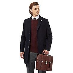 Hammond & Co. by Patrick Grant - Big and tall navy epsom jacket