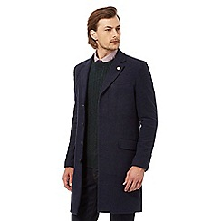 Hammond & Co. by Patrick Grant - Navy moleskin Epsom coat