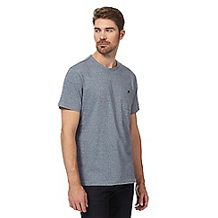 Hammond & Co. by Patrick Grant - Grey textured t-shirt