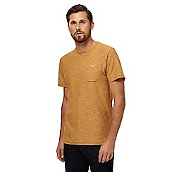 Hammond & Co. by Patrick Grant - Orange striped t-shirt