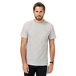 Hammond & Co. by Patrick Grant - White striped t-shirt