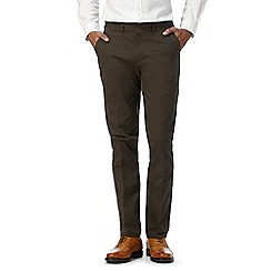 Hammond & Co. by Patrick Grant - Big and tall khaki twill chinos
