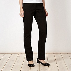 The Collection - Black soft stretch slim leg jeans