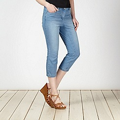 The Collection - Light blue cropped jeans