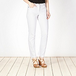 The Collection - White slim leg jeans