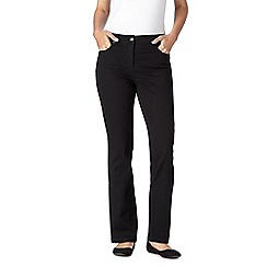 The Collection - Black slim leg stretch jeans