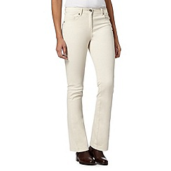 The Collection - Cream slim leg jeans