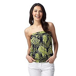 The Collection - Lime leaf bandeau top