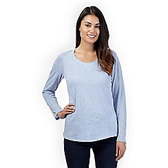 The Collection - Light blue long sleeved top