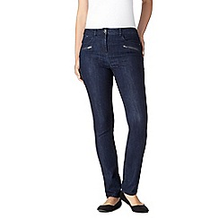 The Collection - Dark blue slim leg jeans