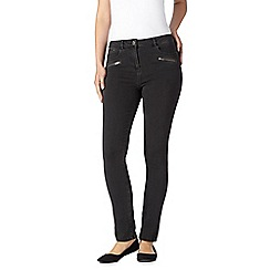 The Collection - Near black slim leg jeans