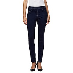 The Collection - Dark blue skinny jeggings