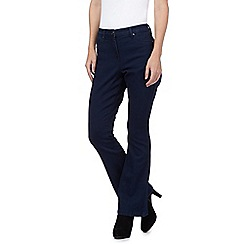 The Collection - Indigo wash shape enhancing bootcut jeans