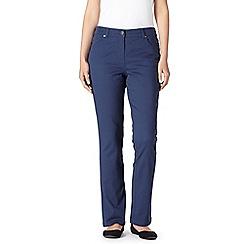 The Collection - Mid blue stretch slim leg jeans