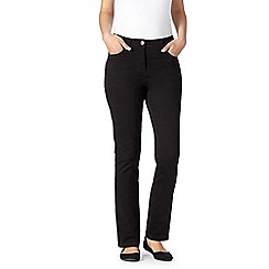 The Collection - Black stretch slim leg jeans