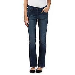 The Collection - Blue stretch slim leg jeans